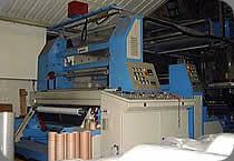 Produzione di sacchi di cellophane